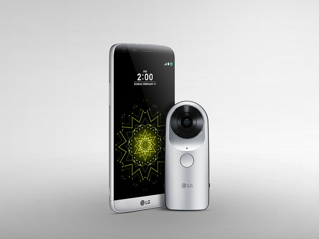 LG 360 CAM by LG Friends