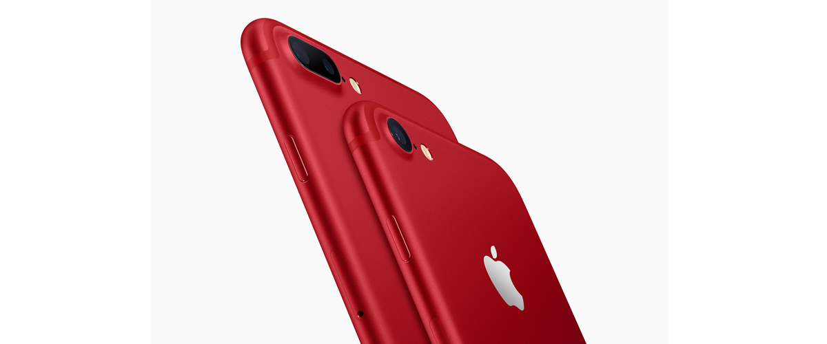 iPhone 7 Rosso