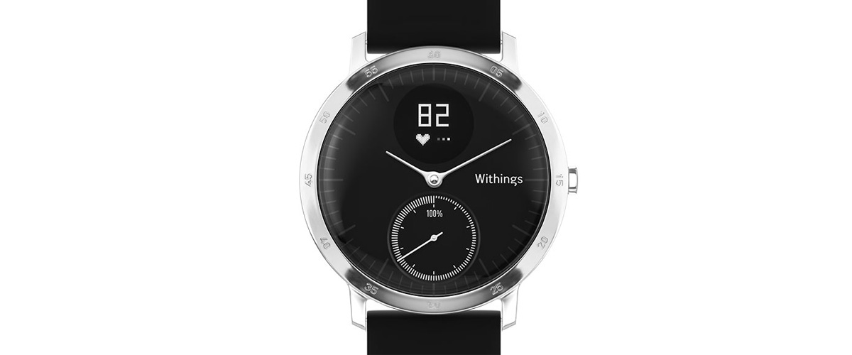 orologio connesso Withings Steel HR