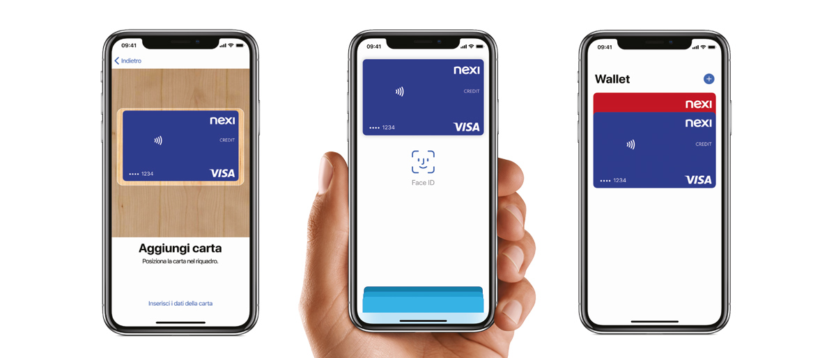 Apple Pay & Nexi