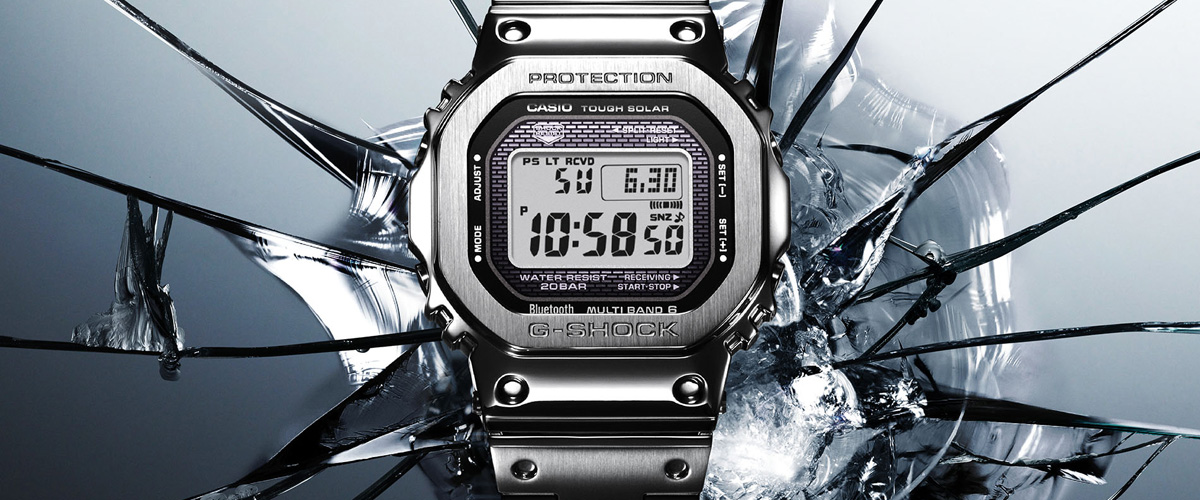 orologio G-Shock GMW-B5000 full metal