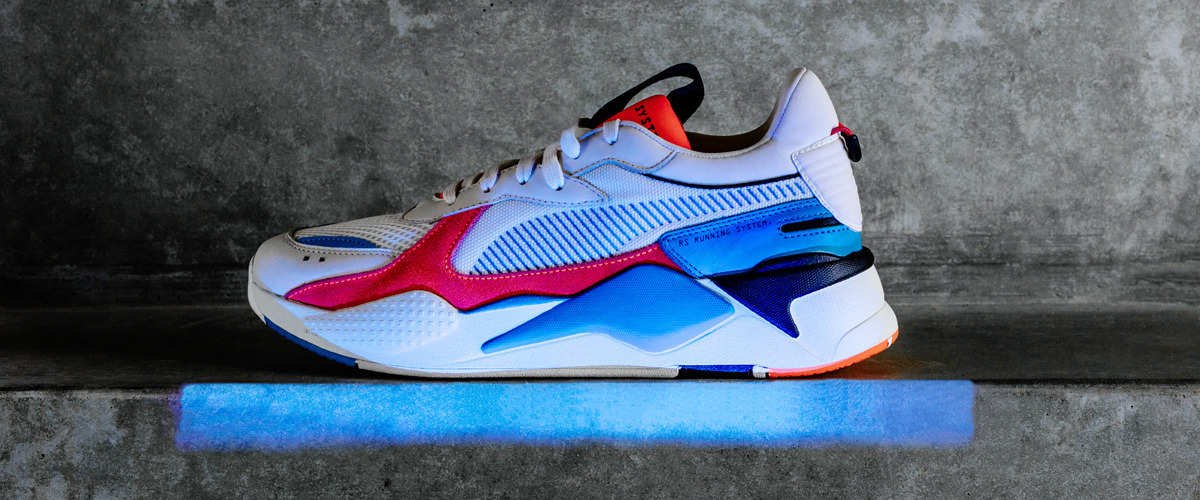 Puma RSX sneakers future retro